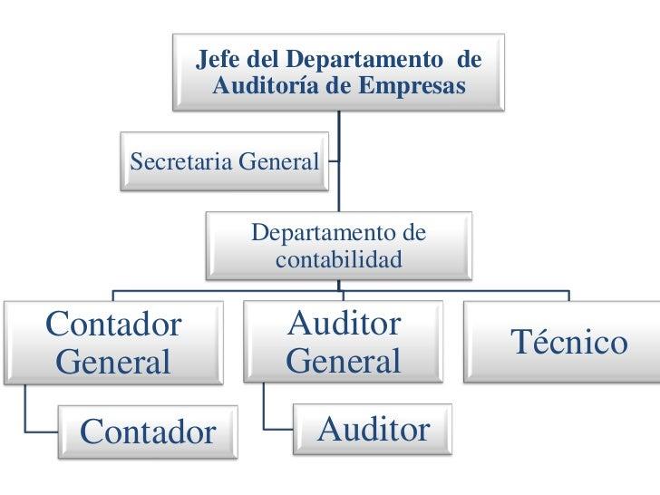 Auditoria de empresas