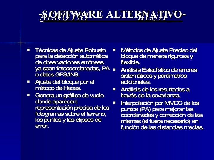 Auditoria De Proyecto De Vuelo Slide 3