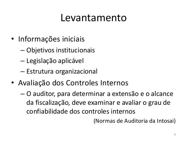 Auditoria interna de ti 2 for 6 characteristics of bureaucracy