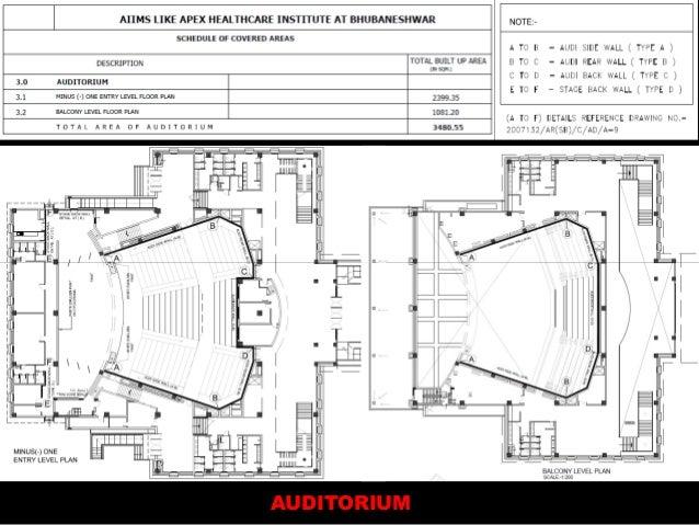 auditorium acoustics rh slideshare net Baptist Convention Center Baptist Convention Center