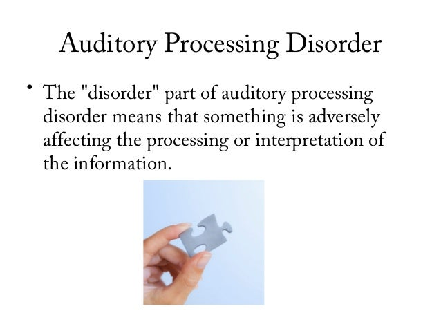 how to help auditory processing disorder