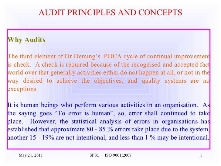audit principles obversion ga rh obversion ga Concept of Auditing Principles of Auditing Whittington
