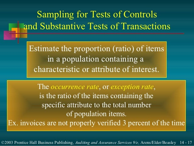 substantive tests of transactions When you test cash disbursements during an audit, your first job is to figure out  how your audit client pays its invoices for cash disbursement transactions you.