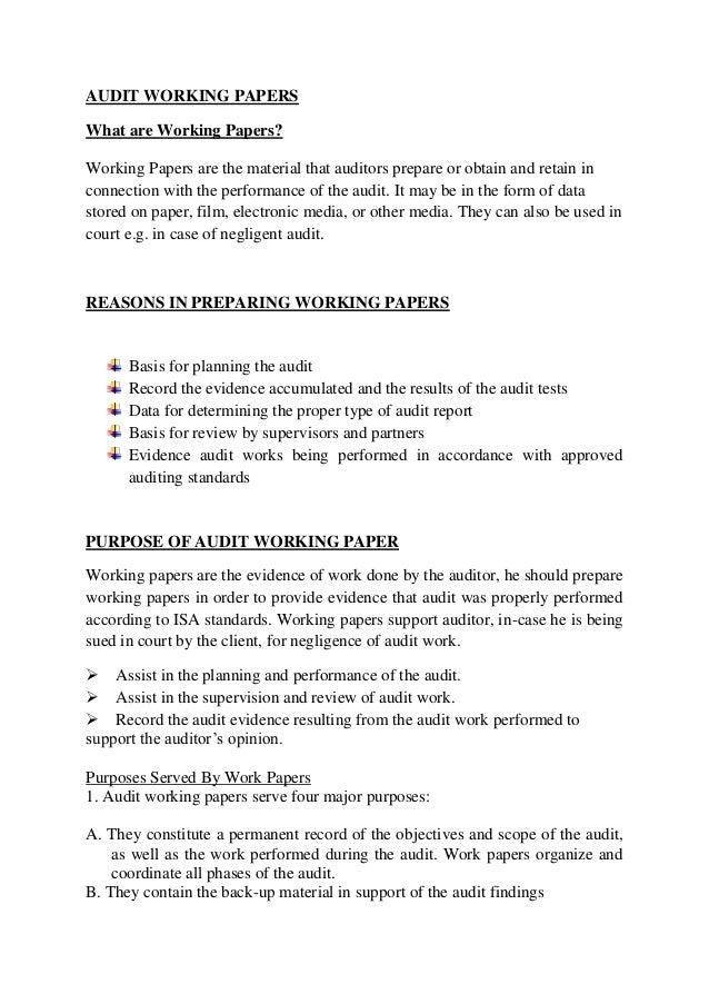Essay on work