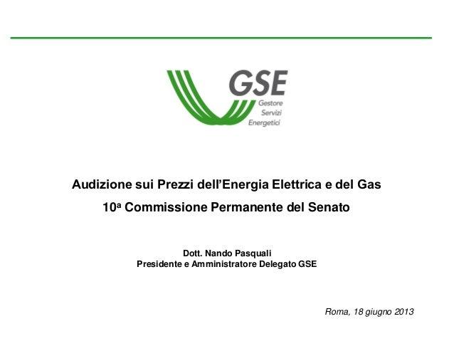 Audizione+al+senato+del+gse v+1.8