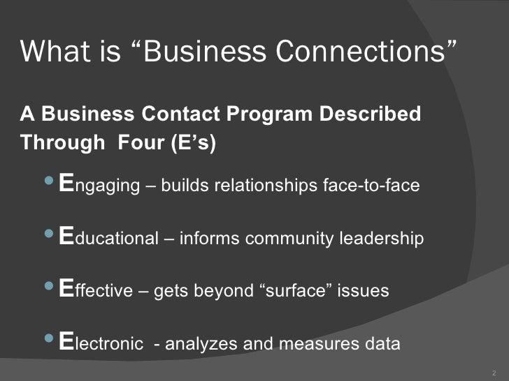 """Audubon County """"Business Connections""""  2011 Slide 2"""