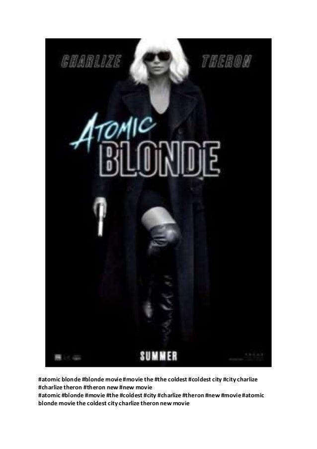 Charlize theron movies | atomic blonde movie the coldest city charliz….