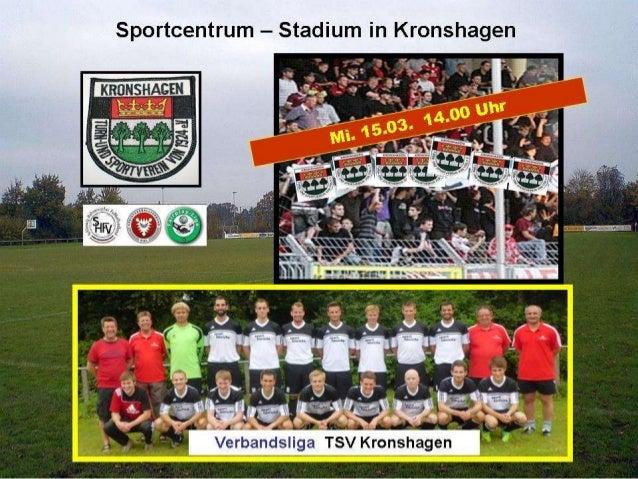 Einlaufen TSV Kronshagen Slide 2