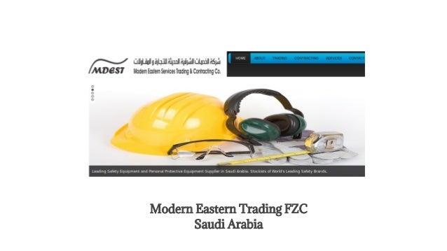 Modern Eastern Trading FZC Saudi Arabia