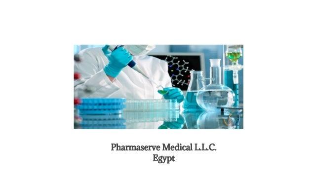 Pharmaserve Medical L.L.C. Egypt