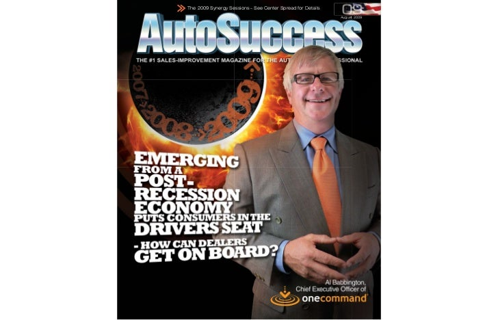 The 2009 Synergy Sessions - See Center Spread for Details                                                            Augus...