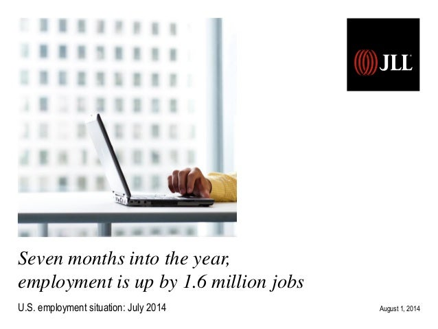 U.S. employment situation: September 2013 Release date: October 22, 2013 Seven months into the year, employment is up by 1...