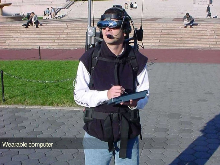 Wearable computer<br />