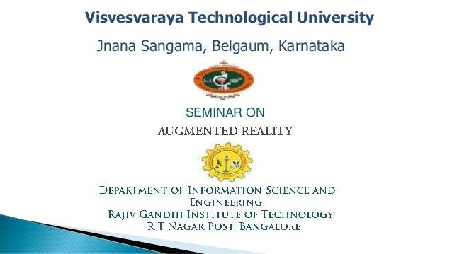 Visvesvaraya Technological University  Jnana Sangama, Belgaum, Karnataka  SEMINAR ON  I-FI