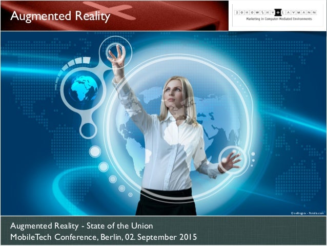 Augmented Reality - State of the Union