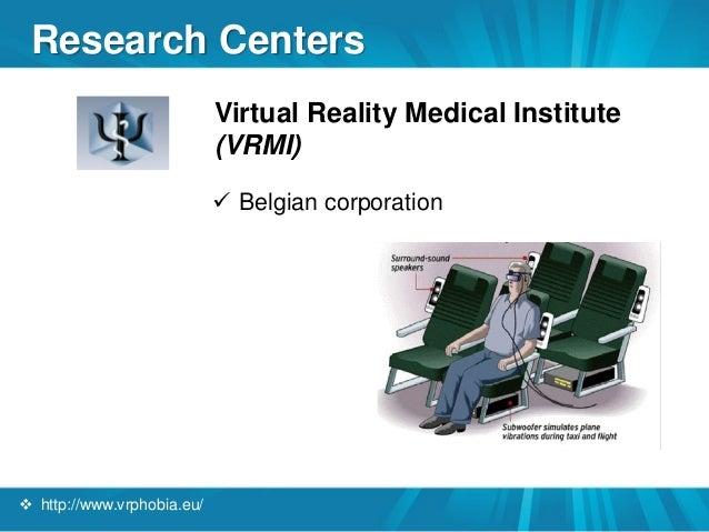 Vrac Virtual Reality Applications Center Home Design