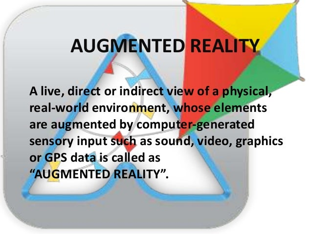 Augmented reality using Triggered by Image Recognition