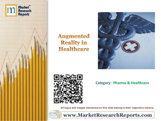 www.MarketResearchReports.comCategory : Pharma & HealthcareAll logos and Images mentioned on this slide belong to their re...