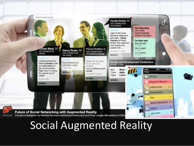 Augmented Reality - for libraries Slide 15