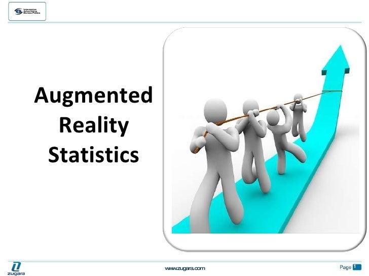 Augmented Reality Statistics