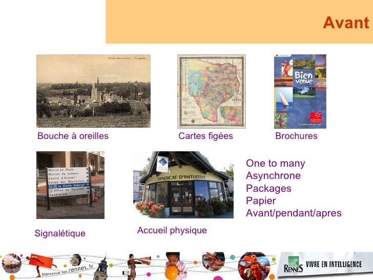 Avant     Bouche à oreilles            Cartes figées        Brochures                                               One to...