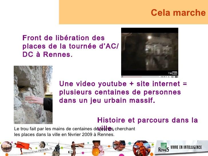 Cela marche      Front de libération des     places de la tournée d'AC/     DC à Rennes.                           Une vid...