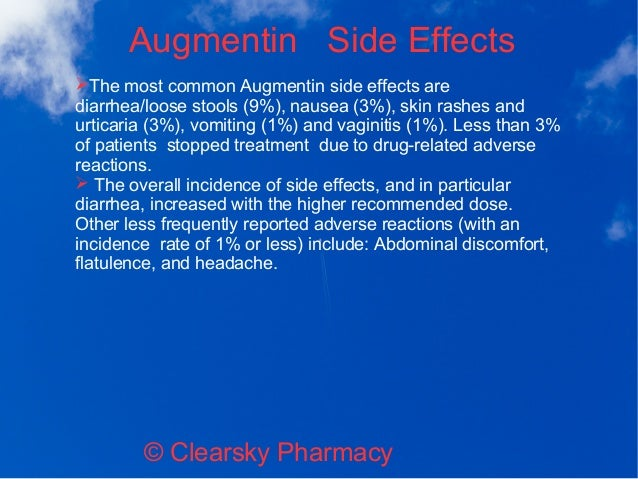 Veterinary amoxicillin and clavulanic acid side effects average chicken flock