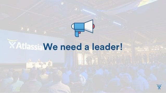 AUG 리더에 지원해 보세요!!! Slide 3
