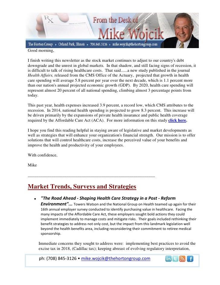 Good morning,I finish writing this newsletter as the stock market continues to adjust to our countrys debtdowngrade and th...