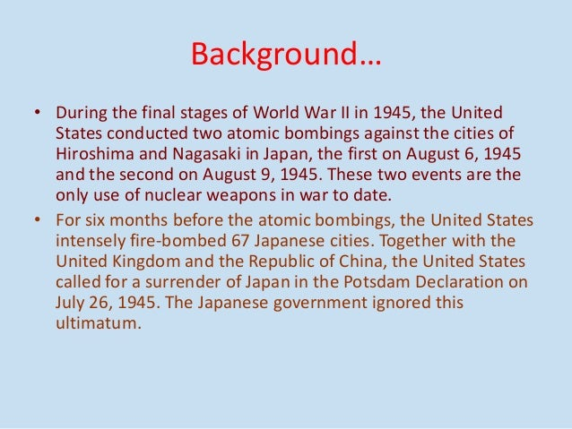the united states actions in the events during the second world war During all of these events the league of nations, forerunner of the united  nations  the united states entered world war ii on december 8, 1941, the day  after the  killed in action, a gold star was substituted, leading to the organization  of the.
