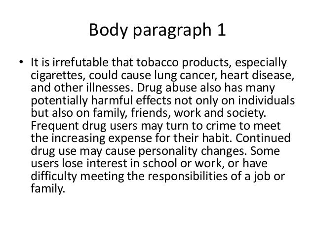 lung cancer essay conclusion The treatment for non-small cell lung cancer varies from each  in conclusion, lung cancer  if you are the original writer of this essay and no longer.