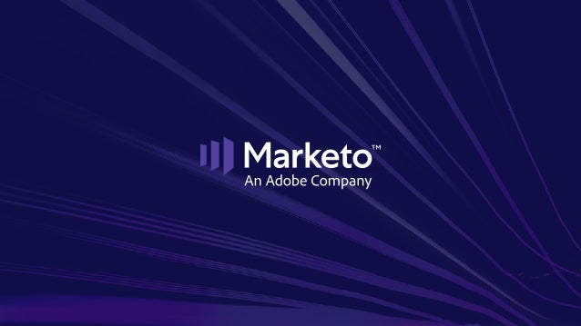 Marketo Engage August 2019 Product Release Innovations Webinar