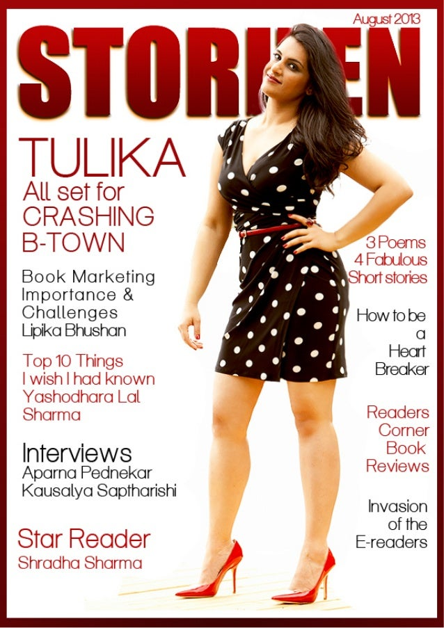 This is the fourth issue of Storizen, thank you all for such an overwhelm- ing patronage and encouragement. Your ever incr...