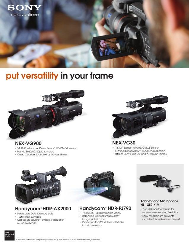 Campbell Cameras 2014 Catalog