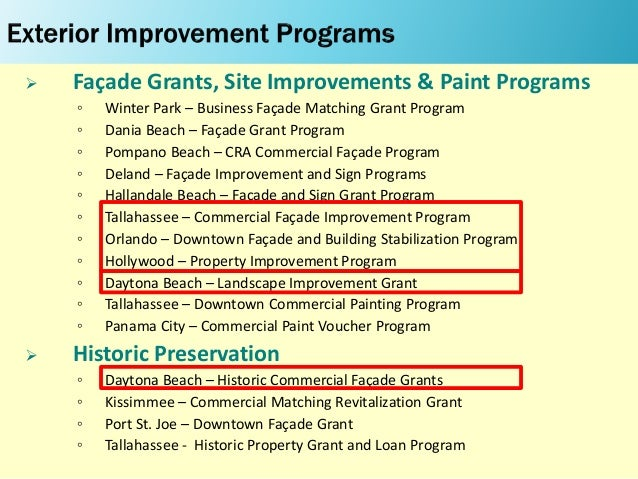 Deerfield Beach Housing Grants