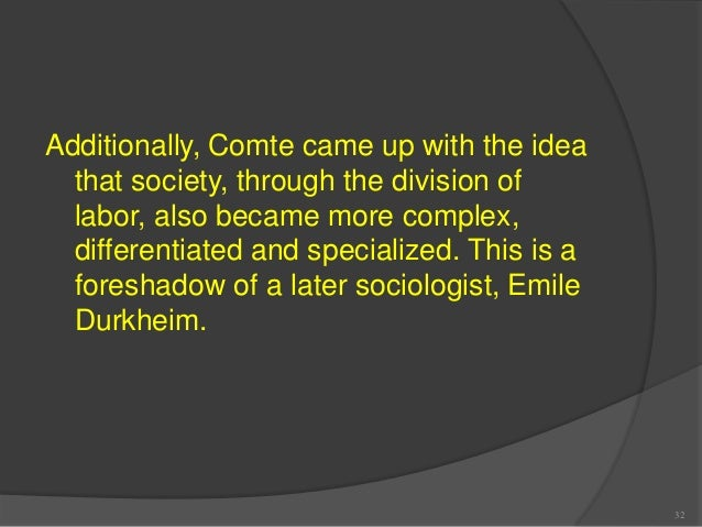 an understanding of the observation of durkheim Émile durkheim: émile durkheim durkheim's 1897 study of suicide was based on his observation that suicide evinced a sympathetic understanding of religion.