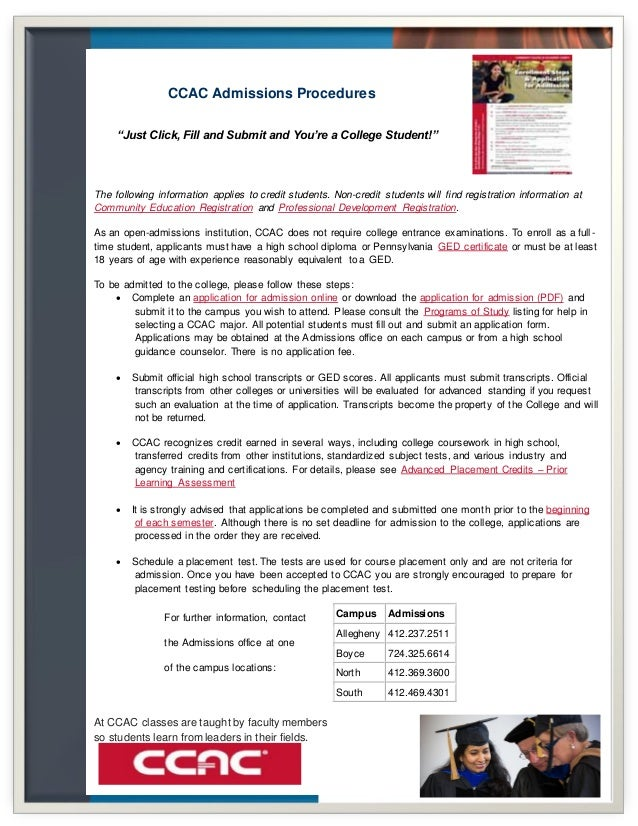 ccac transcript request CCAC Veteran Services August 2014 Newsletter