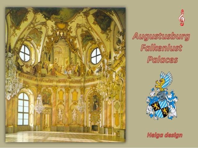 Augustusburg and Falkenlust Palaces, Brühl- Germany
