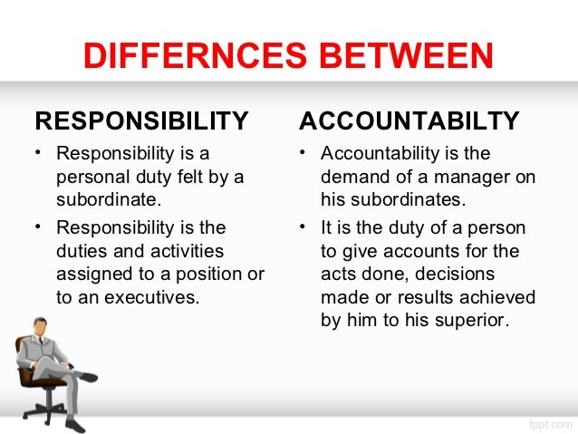 Why Is Responsibility so Important?