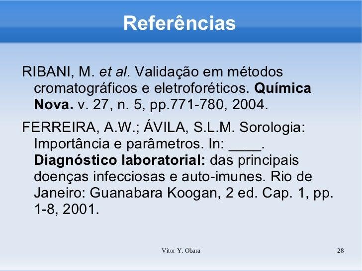 diagnstico laboratorial das principais doenas infecciosas e autoimunes