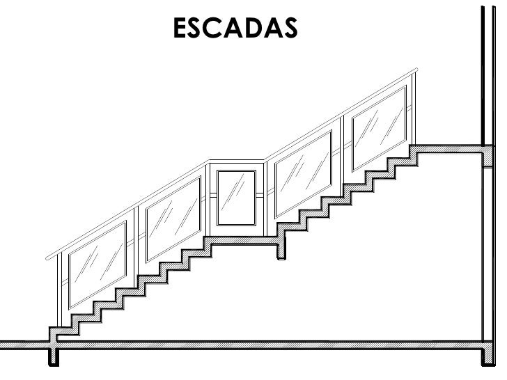 Aula Da Escadas