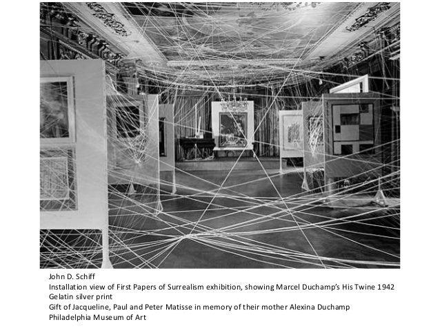 Marcel Duchamp Essay