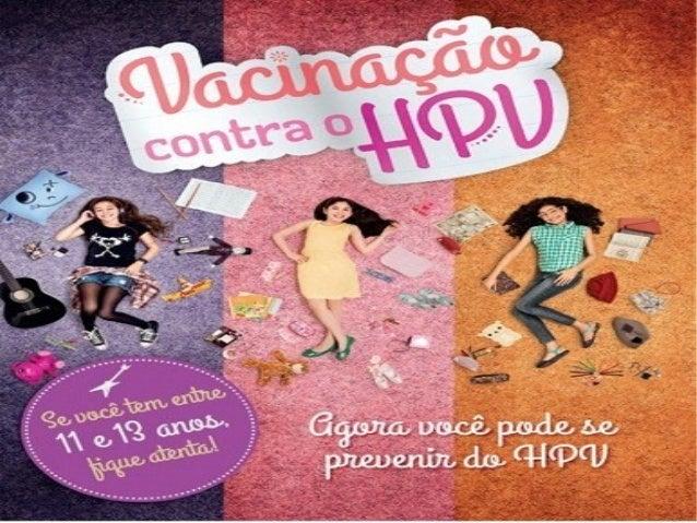 """""""O Brasil é um dos líderes mundiais em incidência de HPV. E as mulheres são as suas principais vítimas. O HPV é responsáve..."""