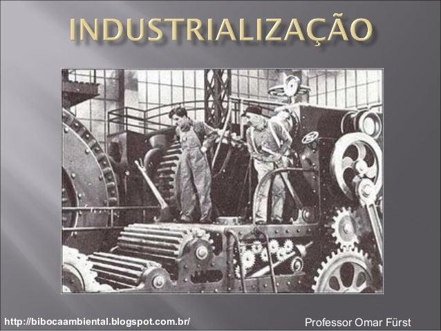 Professor Omar Fürsthttp://bibocaambiental.blogspot.com.br/