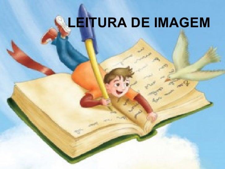 LEITURA DE IMAGEM