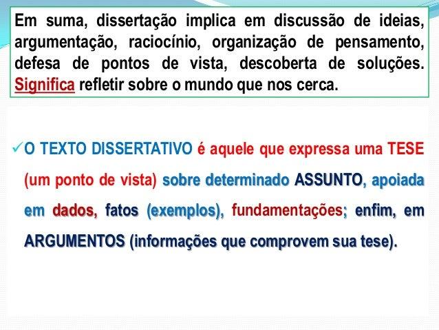 ESTRUTURAUm texto dissertativo precisa ter uma estrutura bemorganizada. Nesse sentido, os maiores problemas de umtexto dis...