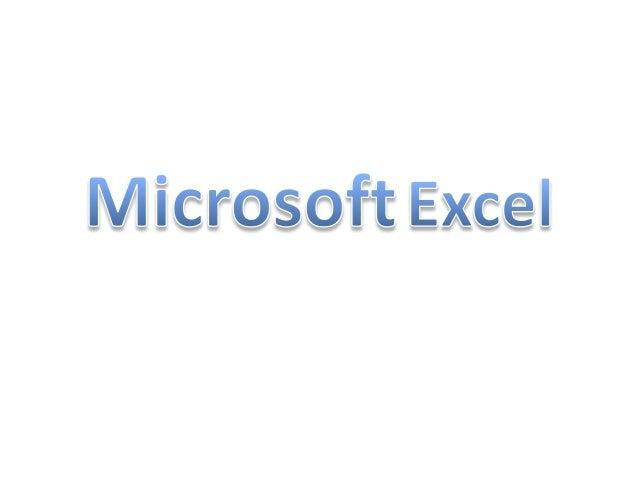 • O Office Excel oferece uma série de recursos para analisar, comunicar, compartilhar e gerenciar informações, a fim de qu...