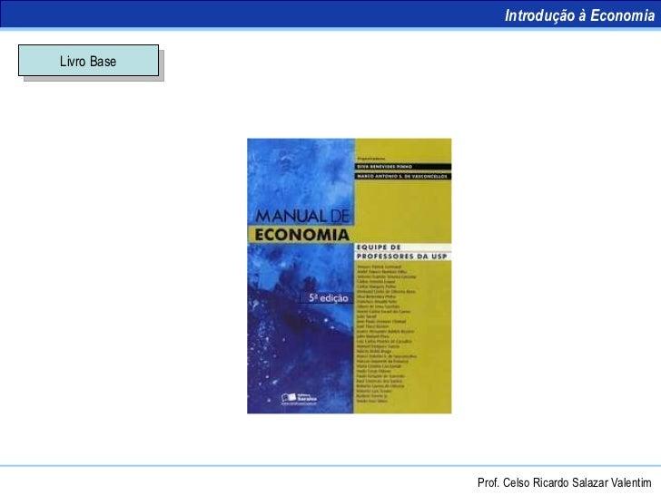 Introdução à Economia - Conceitos Slide 2