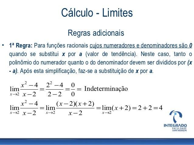 exemplos basicos de calculos