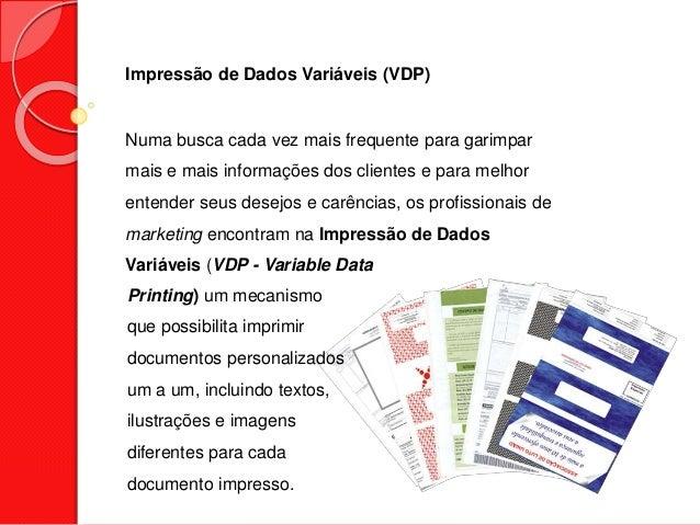 Aula 02   impressão de dados variáveis Slide 2
